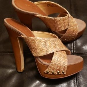 Chinese Laundry heels!  Size 7